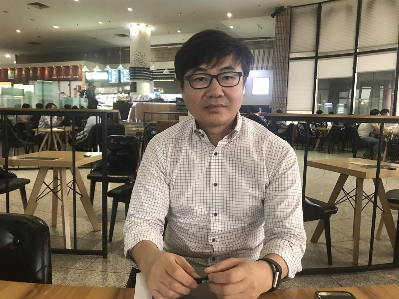 이재강 남북 정상회담 주관 방송사 방북단장