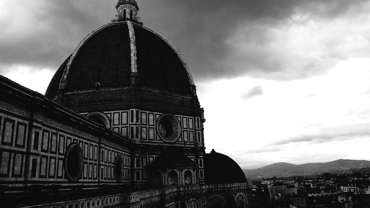 피렌체 두오모 성당 소매치기를 당해도 여행은 계속된다