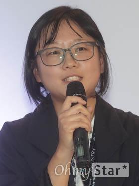 <방문> 명소희 감독.