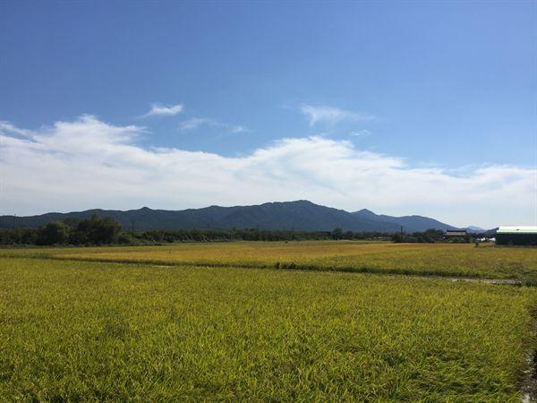 경주국립공원 남산지구 모습