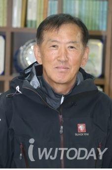 블랙야크 사다 세르파 김승환씨.