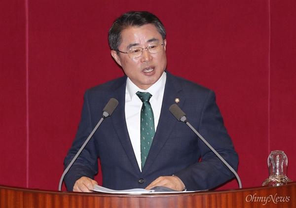 민주평화당 최경환 의원