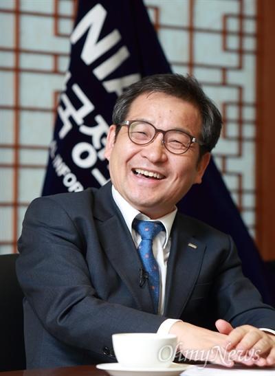문용식 한국정보화진흥원 원장
