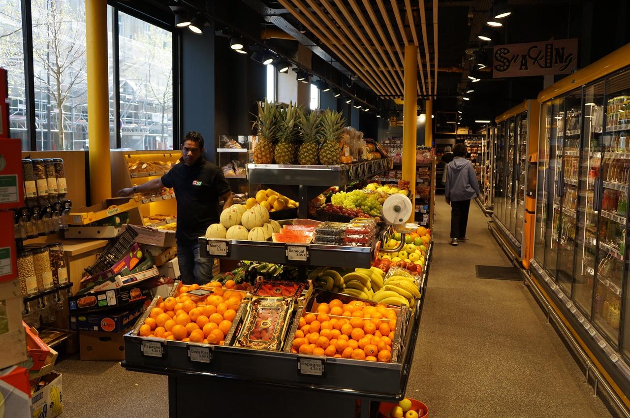파리의 식품점