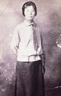 한국 최초의 여성 서양화가이자 문필가였던 나혜석
