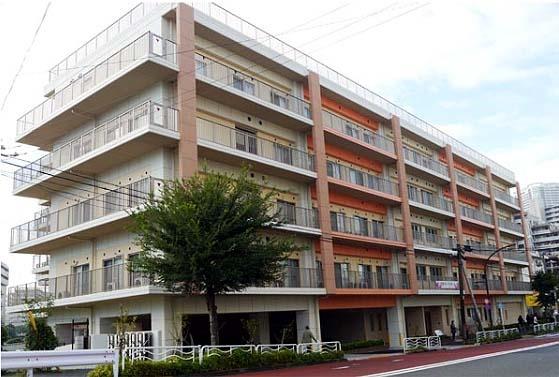 도쿄 고토구에 있는 재일동포 노인홈 고향의집.