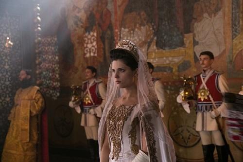 <마틸다: 황제의 연인> 영화의 한 장면