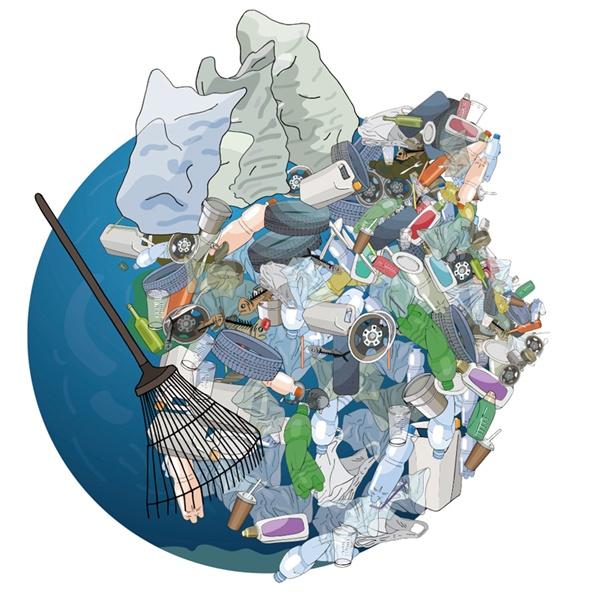 우리나라는 세계적으로 가장 많은 폐기물 품목을 분리수거하고 있음에도 불구하고 폐플라스틱 수거가 적정하게 이뤄지지 않아 실질적으로 느끼는 폐기물 분리수거와 재활용 현황 및 통계의 신뢰성이 낮다.