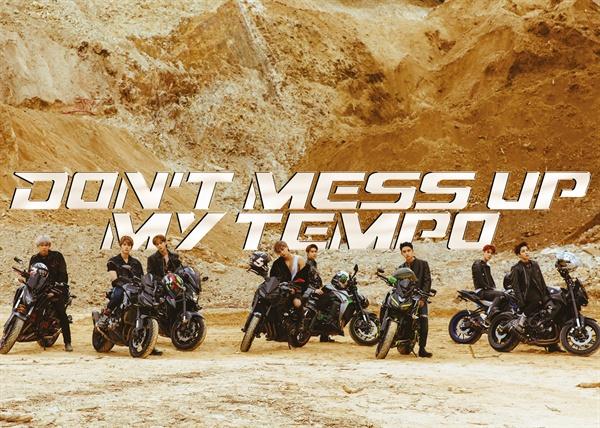 엑소 엑소가 정규 5집 < DON'T MESS UP MY TEMPO(돈트 메스 업 마이 템포) >를 발표했다. 타이틀 곡은 'Tempo(템포)'로, 앨범에는 타이틀곡의 한국어 및 중국어 버전을 비롯해 신곡 11곡이 담겼다.