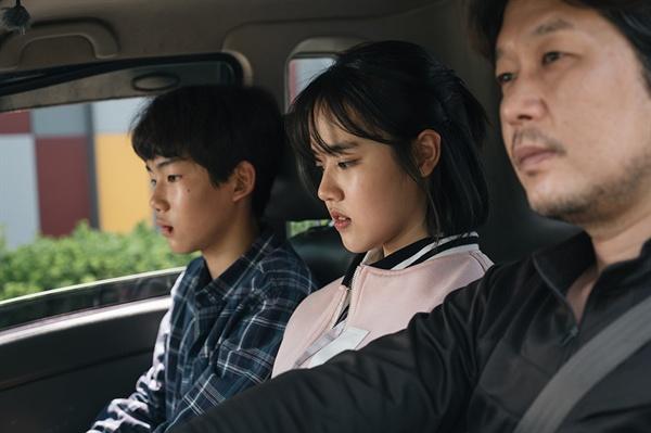 영화 <영주>의 한 장면.