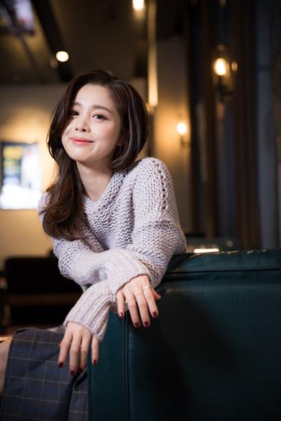 배우 서영희.