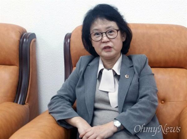 김미리 경기도의원(제2 교육위원회 부위원장, 더민주, 남양주)