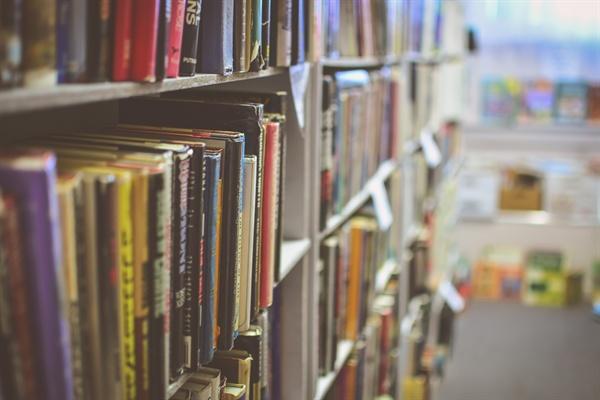 나에게 그 도서관 직원은 또 한 명의 다른 착한 사마리아인이었습니다. 그 직원 덕분에 나는 책 세 권을 잘 빌려왔습니다.