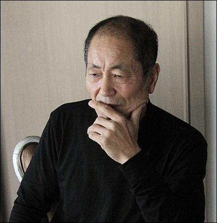 광복군 출신 아버지 황영식 지사의 아들 황부일씨는 대담 내내 착잡한 표정을 지었다.