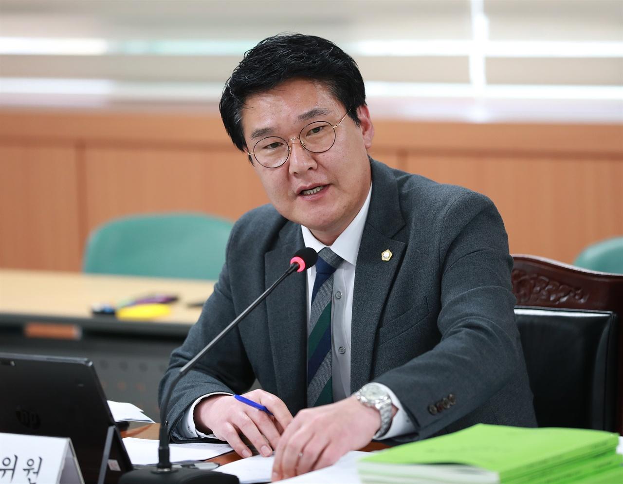 충남도의회 홍기후 의원(더불어민주당, 당진1) (사진제공 홍기후 의원실)