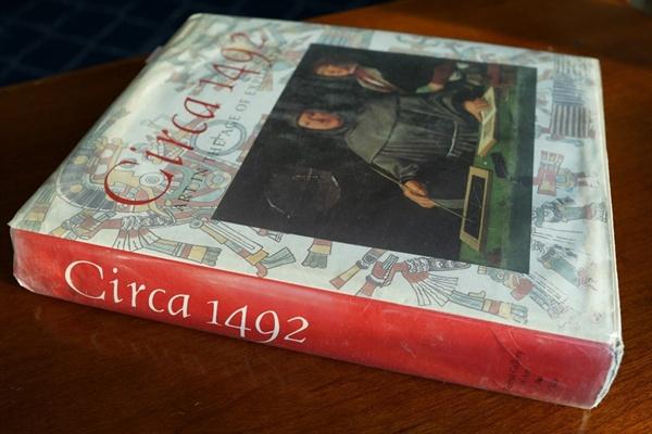 Circa 1492 전시회 도록
