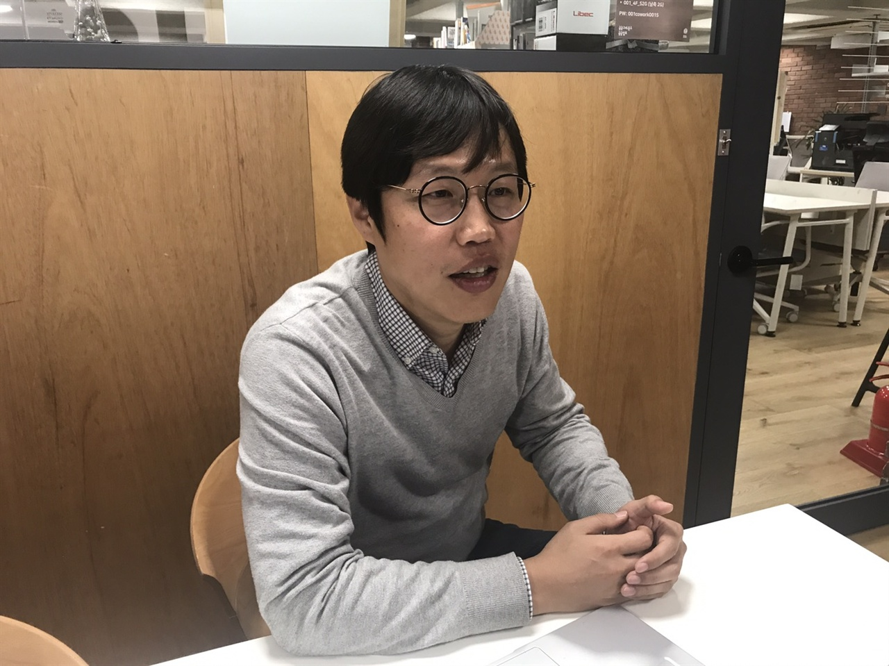김준일 <뉴스톱> 대표