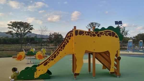 절약 덕분에 아이와 더 자주 가게 된 공원
