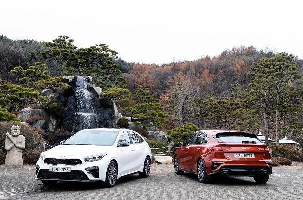 지난 22일 기아자동차가 경기도 일대에서 K3 GT 기자단 시승행사를 가졌다.