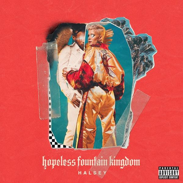 할시(Halsey)의 정규 앨범 < hopeless fountain kingdom >