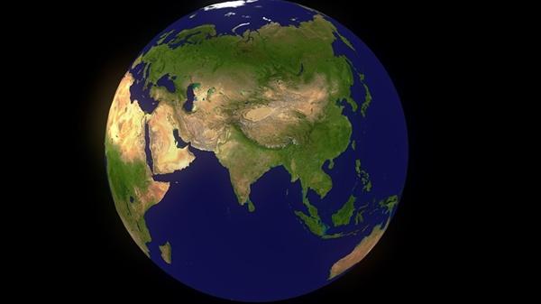 아프로-유라시아 지구상의 아프로-유라시아