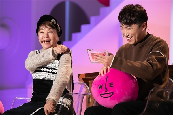 2018 tvN 즐거움 전 <수미네 반찬> 토크 세션