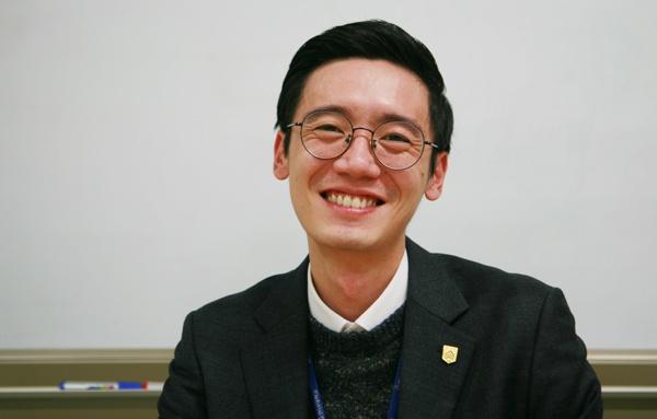 """사회적협동조합 한남교육사랑 김민주 사무국장 """"저희가 추구하는 가치들이 우리 사회에 더 넓게 확산되면 좋겠어요. 그것이 우리 사회가 더 따뜻해지는 계기가 되리라 믿어요."""""""