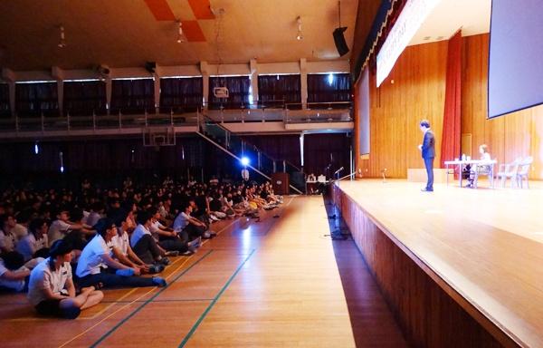 사회적협동조합 한남교육사랑  찾아가는 청소년 교육극 공연 사진
