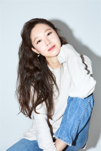 배우 공효진.