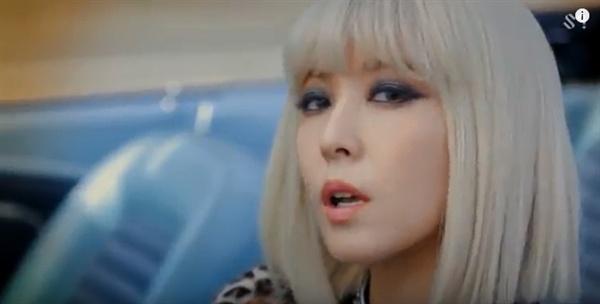 지난 10월 발표된 보아의 노래 'Woman' 뮤직비디오 화면