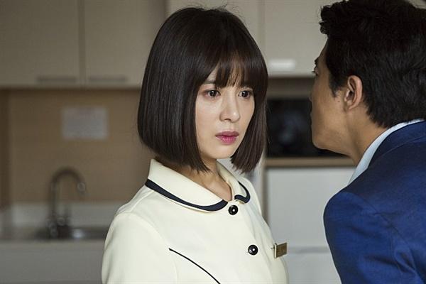 영화 '마돈나' 속 해림과 상우