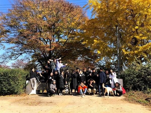 꿈틀리인생학교 3기 단체사진