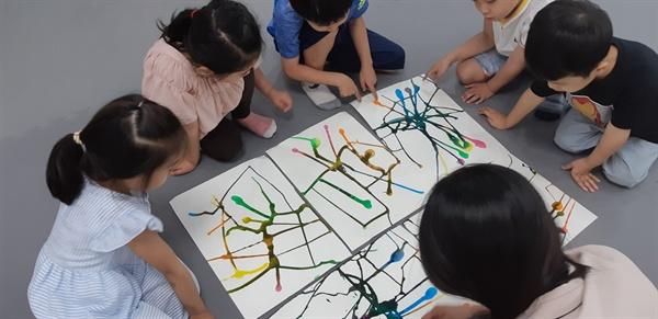 아이들은 예술을 통해 자란다