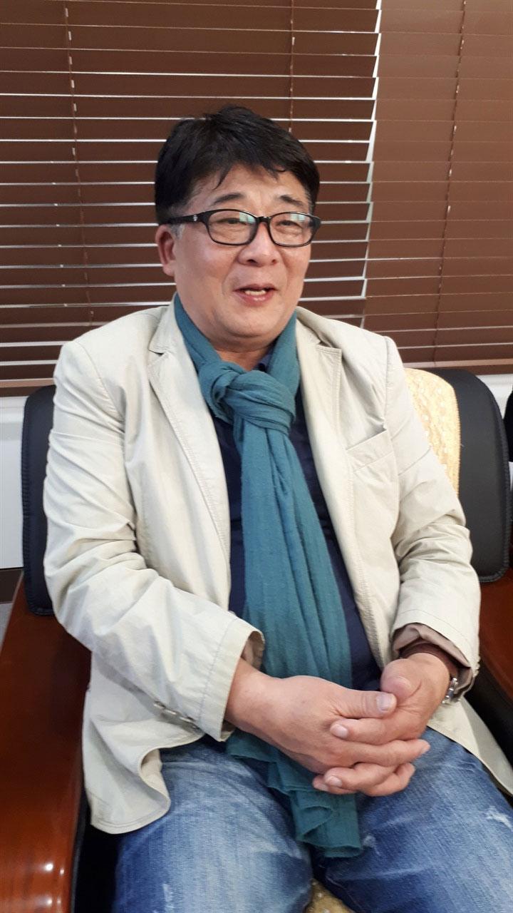 유선종 아산문화재단 상임이사  지난 11월 취임한 유선종 아산문화재단 상임이사