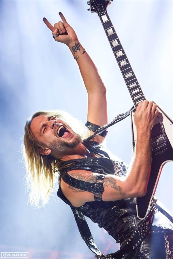 주다스 프리스트(Judas Priest)의 리치 포크너