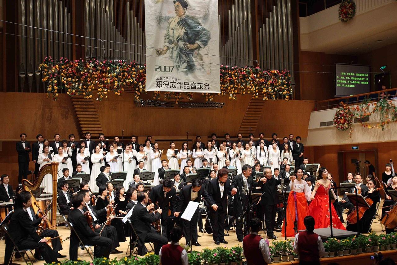 정율성 국제음악제(2009) 광주시는 정율성의 삶과 음악성을 재조명하고 음악산업 발전 및 아시아문화중심도시 콘텐츠개발을 위해 매년 이 음악제를 개최하고 있다.