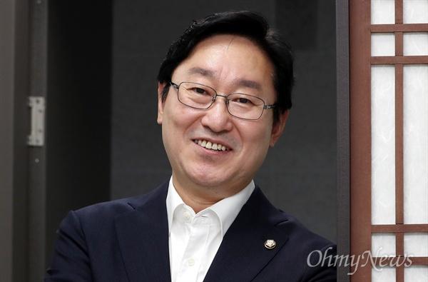 더불어민주당 박범계(대전 서구을) 국회의원.
