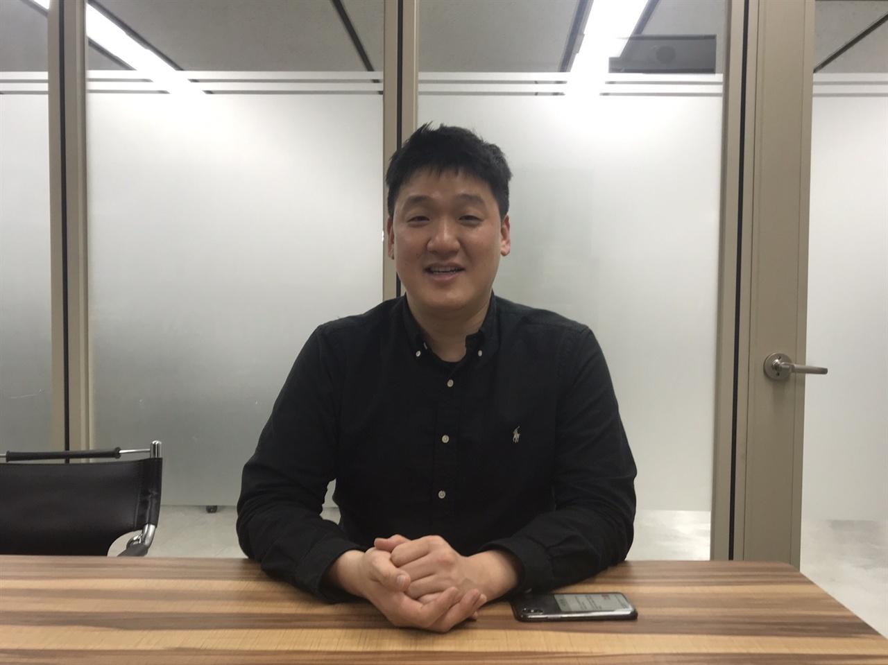 민경남 CBS <김현정의 뉴스쇼> PD