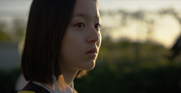 제44회 서울독립영화제 새로운선택상 수상작 영화 <벌새>(2018) 한 장면