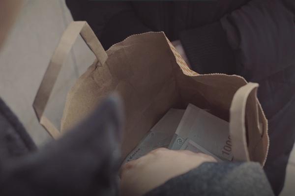 기관사칭형 보이스피싱 예방 영상 일부.