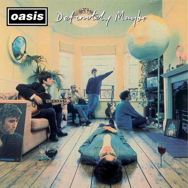 오아시스의 데뷔 앨범 < Definitley Maybe >는 록 여사의 중요한 데뷔작 중 하나다.