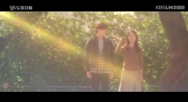 2018 KBS2 <드라마 스페셜> '도피자들'의 한 장면.