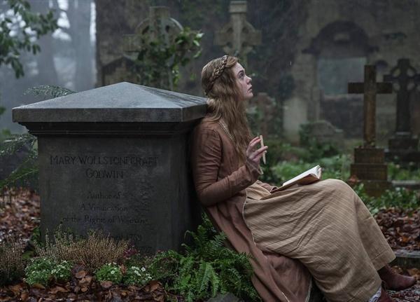 영화 <메리 셸리 : 프랑켄슈타인의 탄생> 스틸 컷