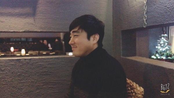 2018 오마이뉴스 올해의 뉴스게릴라상을 수상한 김종성(wanderingpoet) 기자.