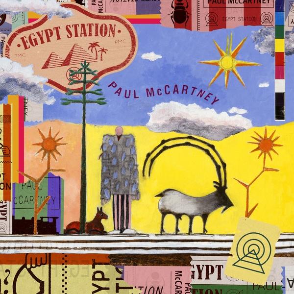 폴 매카트니(Paul Mccartney)의 < Egypt Station >