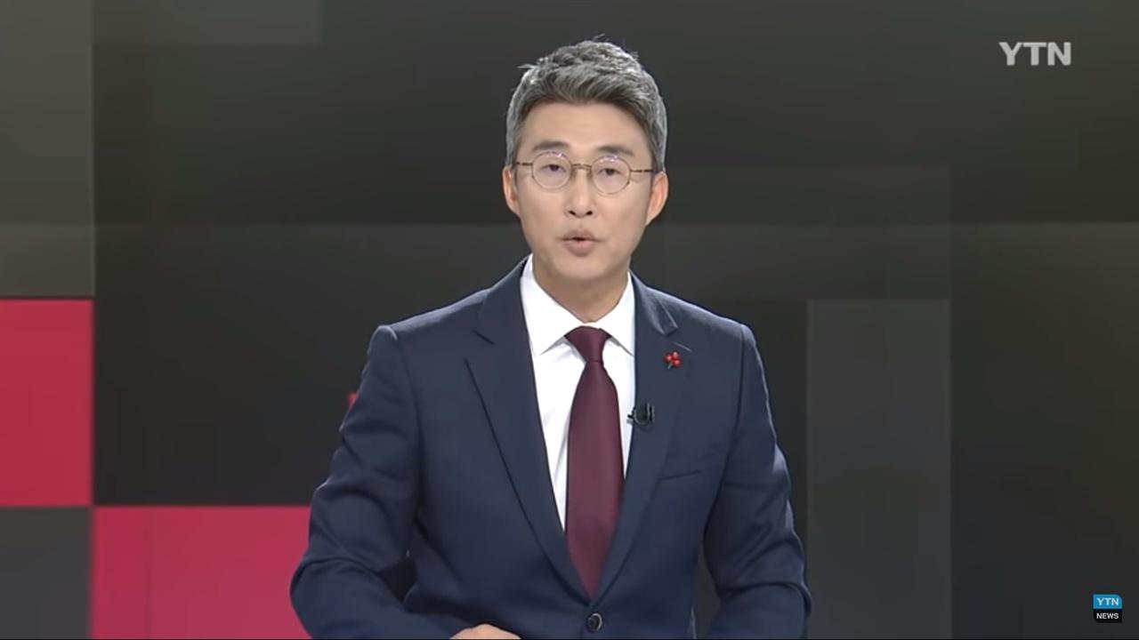 <노종면의 더뉴스> 첫 방송 화면
