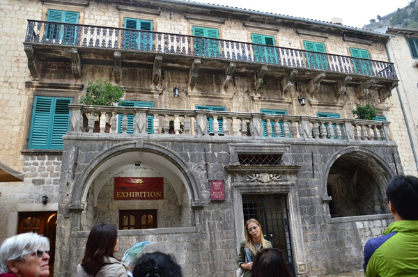 피마 궁전 코토르에서 가장 아름다운 저택으로 무사 가문인 피마 가문이 거주했던 곳이다.