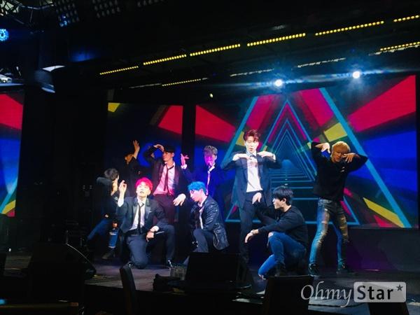 엠펙트 5인조 남성그룹 엠펙트가 다섯 번재 앨범 <별을 꿈꾸며>를 발매했다. 타이틀곡은 '디자이너'다.