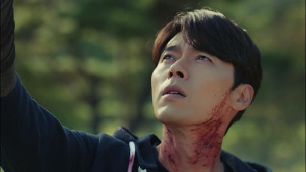 tvN 드라마 <알함브라 궁전의 추억>의 한 장면.