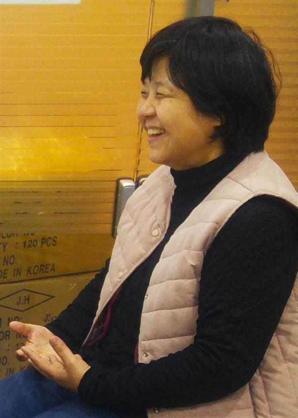 김수정 동작청소년성문화센터 센터장 김수정 센터장은 동자청소년성문화센터의 현황과 비전에 대헤 자세히 설명했다.